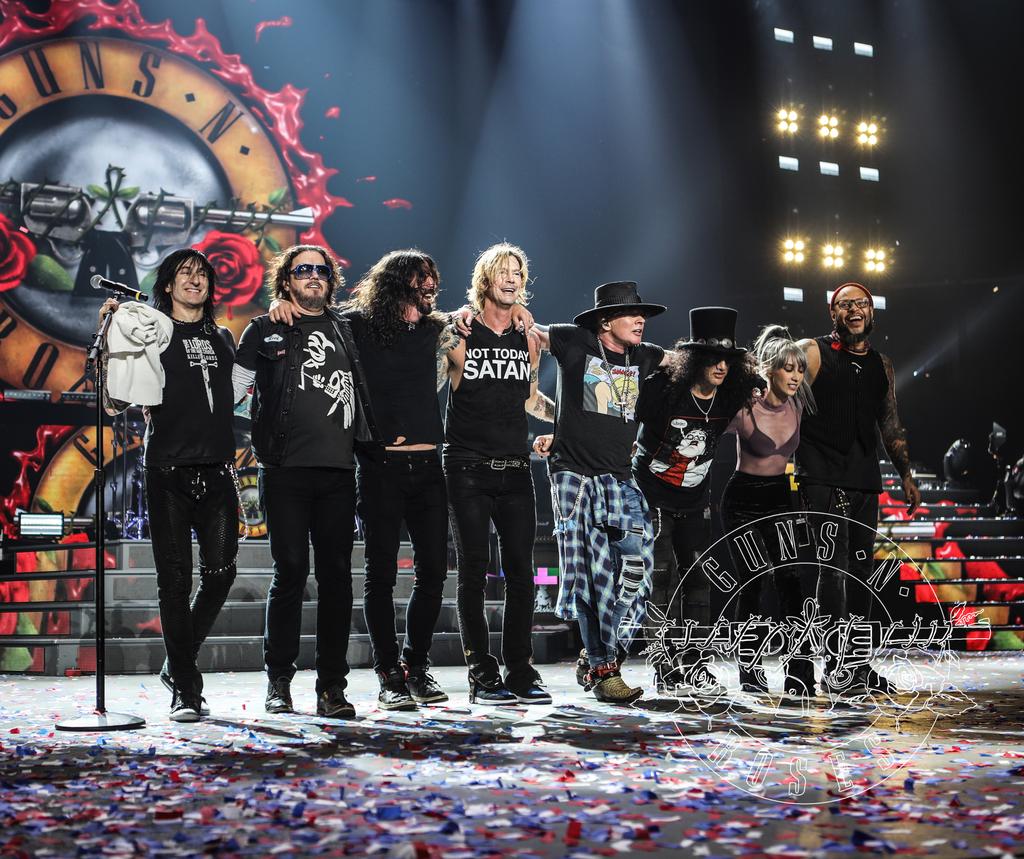 Guns N Roses Questions  answerscom