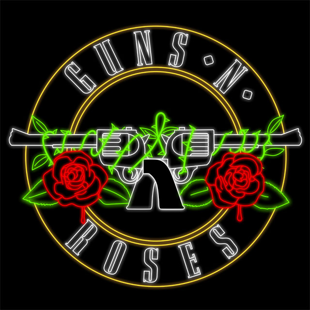 New G'n'R logo ? - THE JUNGLE - mygnrforum.com Guns N ...